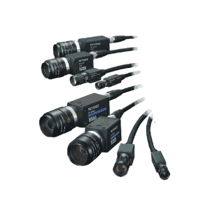 Kameras verschiedener Größen