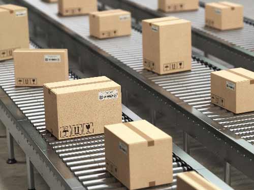Labelprüfung auf Verpackungen
