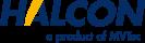 Halcon_logo_and_slogan