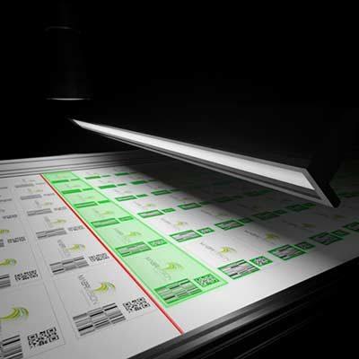 MABRI.VISION Komplettsystem mit Applikationsentwicklung 1D-2D-Code