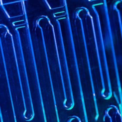 MABRI.VISION-Spritzguss micro molding Lab on a Chip