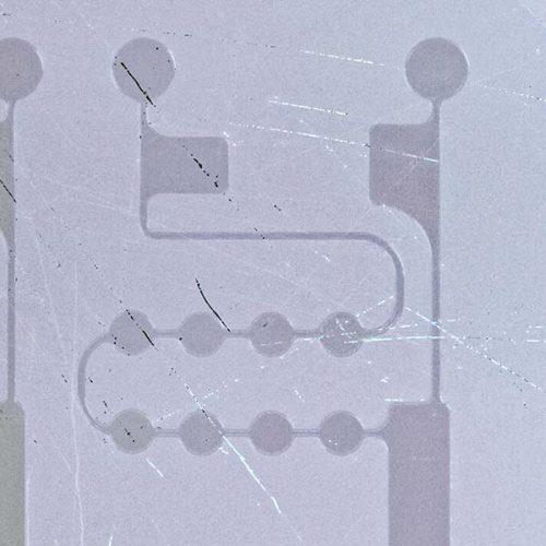 Mikrofluidik-Kratzer